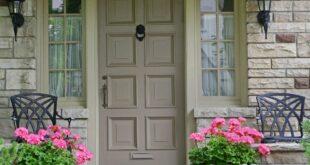 Worauf man bei Haustüren achten sollte